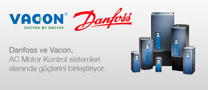 Vacon Danfoss